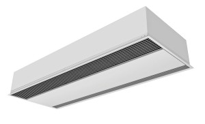 Recessed WINDBOX SMG air curtain