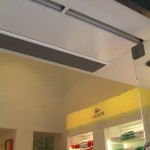 Air curtain Windbox SMG Lacoste